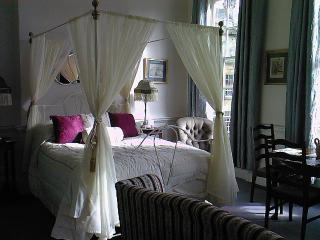 Beautiful Victorian Four-Poster Bed