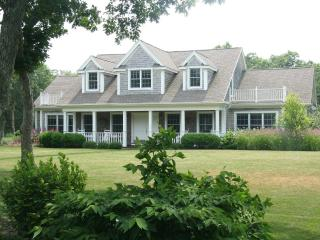 HERGT - Luxury Retreat,  Quansoo Association Beach Rights, Central Air, 4500 sq. ft., Chilmark
