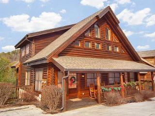 Unusual 2BR cabin duplex; hot tub,Jacuzzi,decor kb - Pigeon Forge vacation rentals