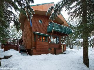 Timberline chalet in Girdwood