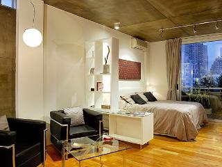 Studio Apartment with Pool in Palermo Hollywood, Buenos Aires