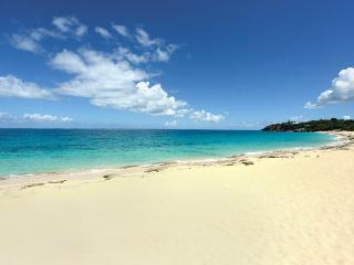 JOIE DE VIVRE... Absolute privacy on a fabulous Beach in French St Martin...wow!, St. Maarten/St. Martin