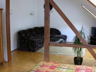 Vacation Apartment in Duisburg - 646 sqft, tastefully furnished, quiet location (# 2232)