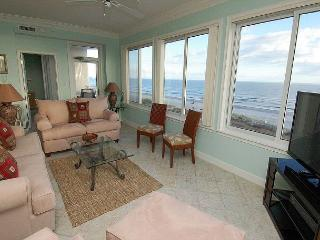 3401 SeaCrest- 3 Bedroom Oceanfront and beautiful!  Book Now for Aug, Hilton Head