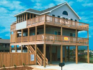 Decked Out, Rodanthe