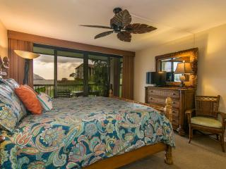Bali Hai Views in newly remodeled 1 bedroom condo, Princeville