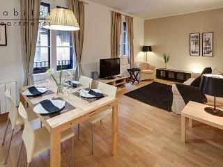 Art 3, large apartment in the heart of the city, Barcelone