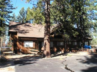 Mountain Chalet in Private Gated Community, Walking Distance to Lake Tahoe (ST48) - South Lake Tahoe vacation rentals