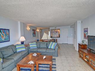 St. Regis 2508 Oceanfront! | Indoor Pool, Outdoor Pool, Hot Tub, Tennis Courts, Playground, North Topsail Beach
