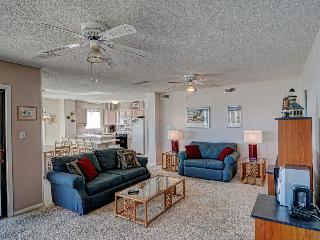 Topsail Dunes 1214 Oceanfront! | Community Pool, Tennis Courts, Grill Area, North Topsail Beach