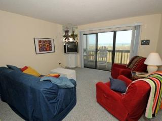 Topsail Dunes 3105 Oceanfront! | Community Pool, Tennis Courts, Grill Area, Elevator, Internet, North Topsail Beach
