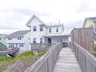 S. Shore Drive 204 Oceanfront! | Hot Tub, Internet, Surf City