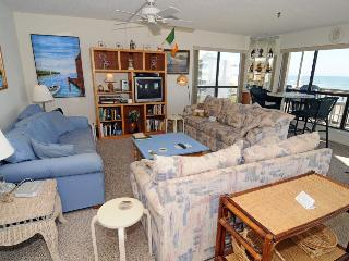Topsail Dunes 3309 Oceanfront! | Community Pool, Tennis Courts, Grill Area, Elevator, Internet, North Topsail Beach