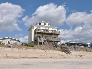 S. Shore Drive 2322 Oceanfront! | Hot Tub, Elevator, Jacuzzi, Internet, Wedding and Pet Friendly, Surf City