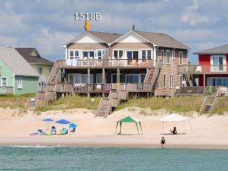 S. Shore Drive 1518B Oceanfront! | Duplex Just Outside the Heart of Surf City!