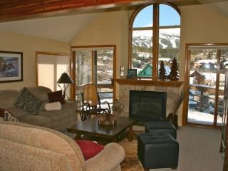 Breckenridge Vista Living Area - Can you see how we named it