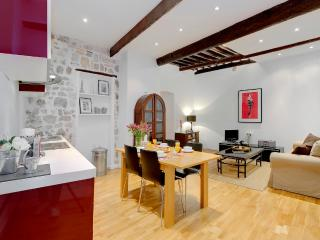 Pebble Loft- Spacious and Spectacular 1 Bedroom Vieux Nice Apartment