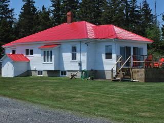 Marshview Cottage Grand Manan Island, N.B. - New Brunswick vacation rentals