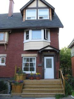 Front of the duplex