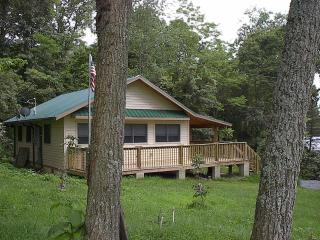 Located in Pisgah National Forest, Clyde