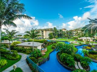 Oceanview Condo At Waipouli Beach Resort - Newly furnished & decorated - Cleaning included (C304), Kapaa