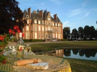 Chateau de La Trousse in Euro-Disney area - Congis-sur-Therouanne vacation rentals