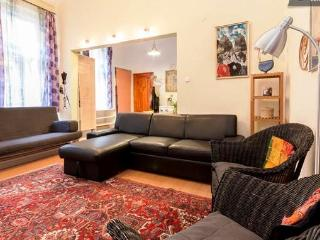 Central Apartment near to  Oktogon 1- 7 pers, wifi, Metro 1, Budapeste