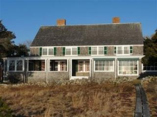 Sitting perched overlooking Nantucket Sound with over 358+/- feet of private, sandy shoreline and never ending vistas of the ocean - Stuning Vacation Home - West Yarmouth - rentals