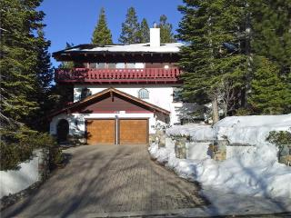 Gigantic 3-Story Home with Wrap-Around Decks, Game Room and Full Workout Room (ME27) - South Lake Tahoe vacation rentals