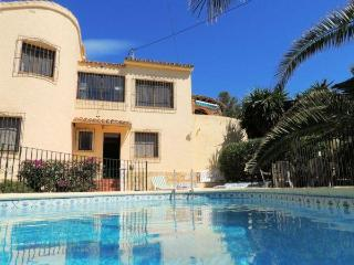 Villa Tallakim, Moraira with Private Pool - Moraira vacation rentals