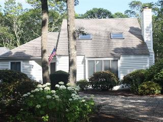 Private salt water pool with 4 bd & 2 1/2 ba 114835 - New Seabury vacation rentals