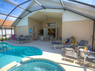 Totally Private Pool overlooking Conservation, Orlando