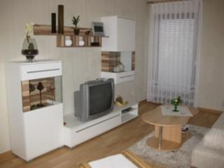 Vacation Apartment in Gablenz - 560 sqft, newly renovated, furnished, modern (# 3752)