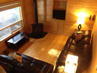 Welcome Road Cabin - 2BR + Loft!, Glacier