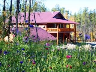 Ridgetop Retreat 1/2 mile from Glacier Nat'l Park, West Glacier