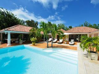 SPECIAL OFFER: St. Martin Villa 88 Lounge Around The Crystal Clear Pool In Complete Privacy, And At Night You Will Want To Gaze At The Stars. A Very Romantic Place., Terres Basses