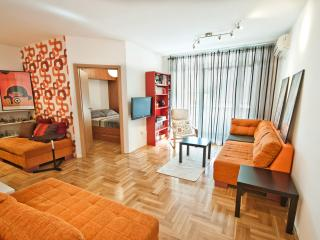 Superior one bedroom apartment - Podgorica vacation rentals