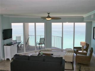 3 Bedroom Luxury Gulf Front Unit at Tidewater, Panama City Beach