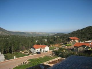 Armon and Sara's Place - A room with a view!, Galilee