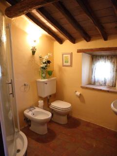 En suite shower room to bedroom 2