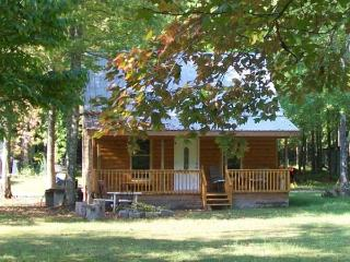 Little Easy Cabins-Classic Log House Near Tn River, Holladay