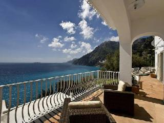 Venere - Byzantine inspired villa on 2 levels with pool & minutes from the beach, Positano