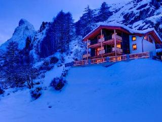 Luxurious three story chalet only 200 m from the Matterhorn Express base lift station - Valais vacation rentals