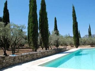 Ideal for large Groups! Luxury Villa Les 3 Nicole offers Stunning Views & Heated Saltwater Pool, Saint-Rémy-de-Provence