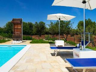 Trullo Ramachandra - Charming villa with pool, ocean view, close to towns & activities - Puglia vacation rentals