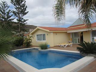 Villa Standing Palm Mar With Heated Pool, Masca
