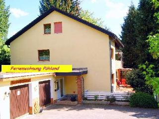 Vacation Apartment in Mossautal - 958 sqft, quiet, beautiful, central (# 3773), Guttersbach