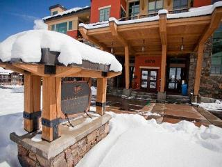 Park City Canyons Rental - Miner's Club 2br/2ba - Utah Ski Country vacation rentals
