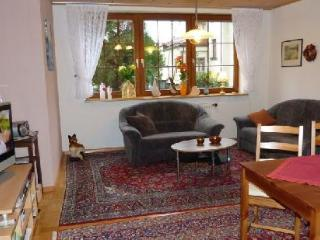 Vacation Apartment in Steinach (Baden-Wuerttemberg) - 646 sqft, bright, well-maintained, comfortable…