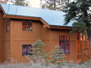 Mountaintop Private Family Cabin with Hot Tub, Tahoe City